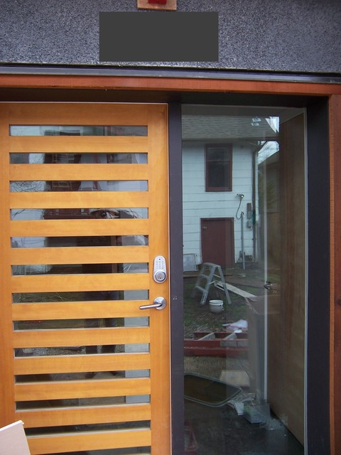 Front door on pinterest modern front door front doors for Modern front doors