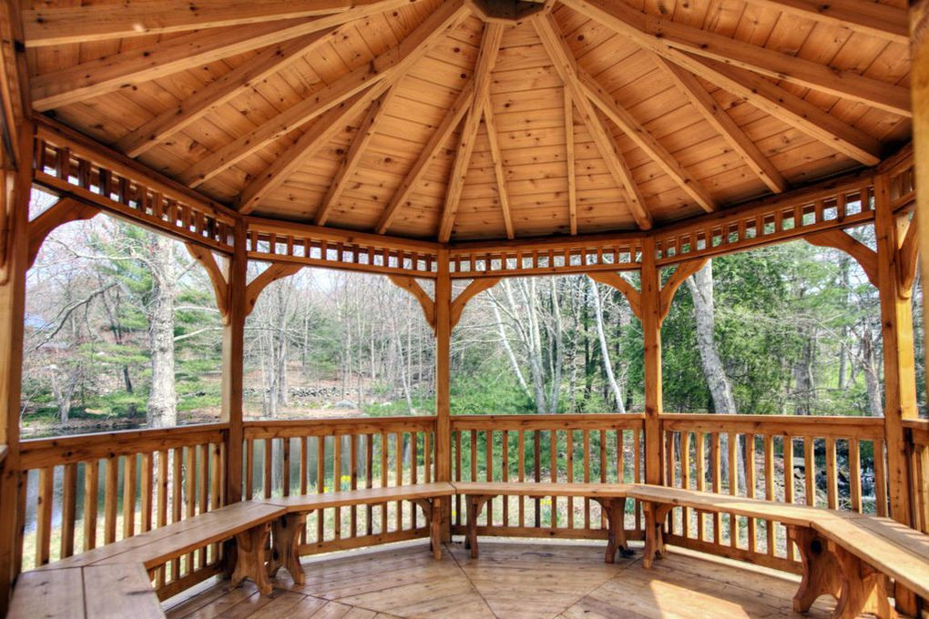 Out Door Structures for the Landscape/Garden