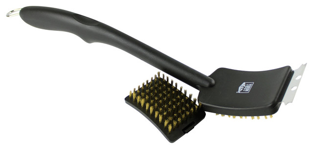 Bbq Brush + 1 Piece Extra Brush Header, Small.