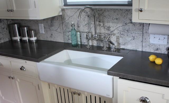 Concrete Slab Kitchen Countertop : ... Improvement / Building Materials / Countertops / Kitchen Countertops