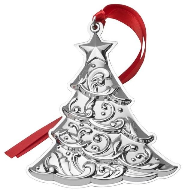 Gorham 2017 Sterling Christmas Tree Ornament, 1st Edition - Gorham 2017 Sterling Christmas Tree Ornament, 1st Edition