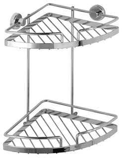 Sion Suction Shower Caddy, Large