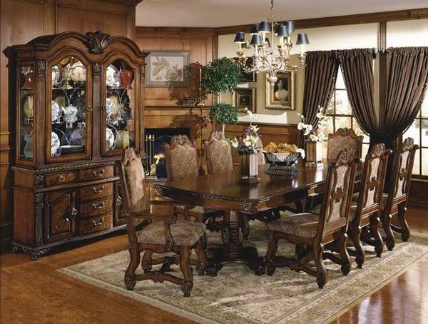 9 Piece Formal Dining Room Sets : Rapnacional.info