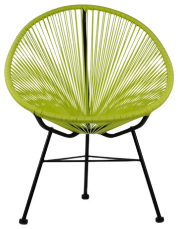 Astounding Acapulco Indoor Outdoor Lounge Chair Grass Green Camellatalisay Diy Chair Ideas Camellatalisaycom