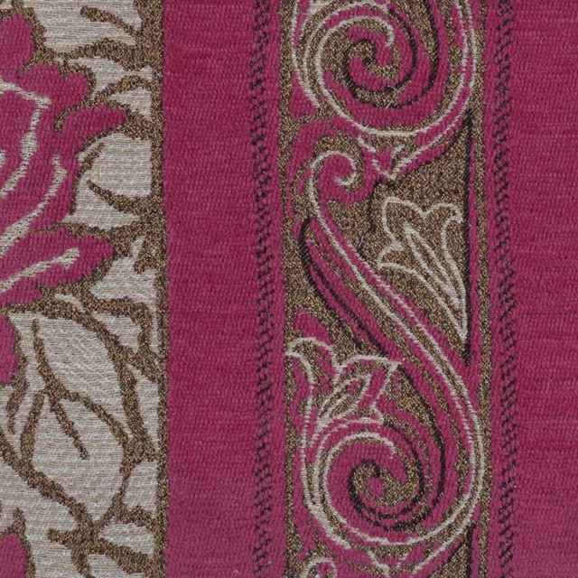Peony (Floral - Large Fabric) Upholstery Fabric