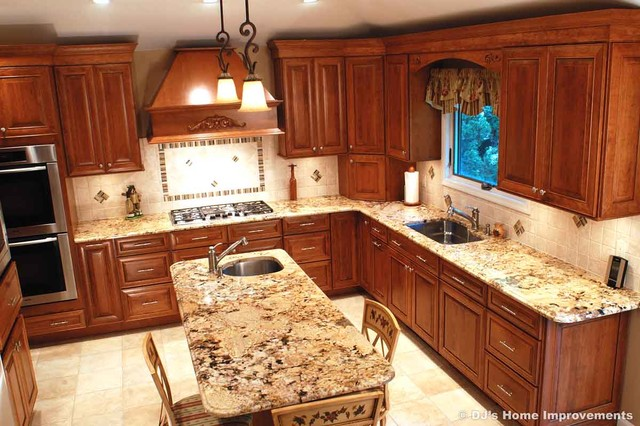 Kitchen Projects by DJ's Home Improvements kitchen