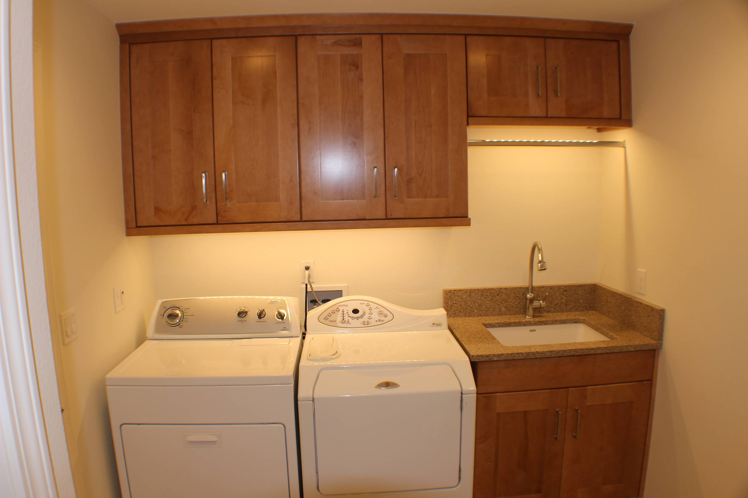 Featured Laundry Rooms