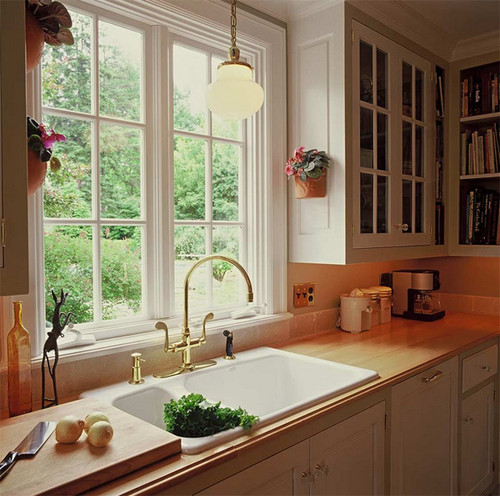 Kitchen Double Hung Windows : Double hung window wider than tall