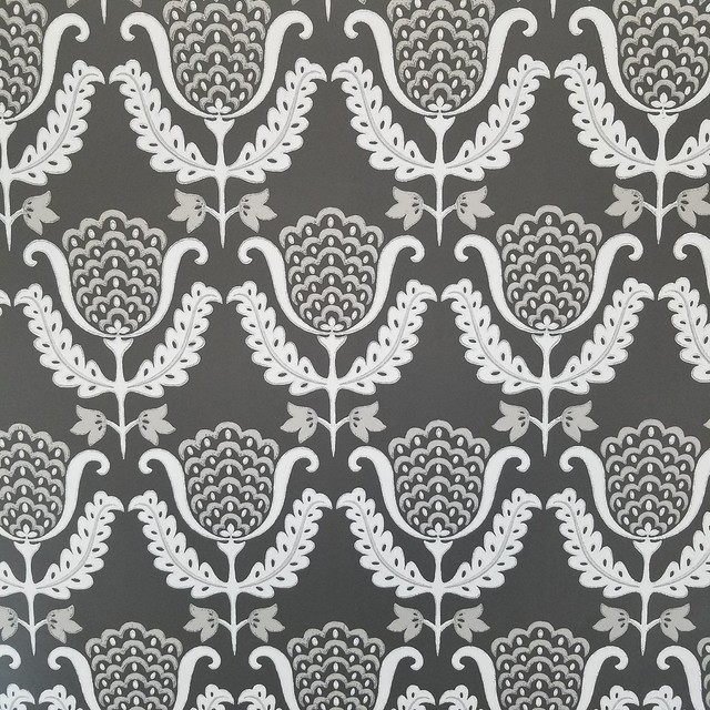 One Wish By York Wallcoverings Waverly Garden Party Floral Wallpaper Sample
