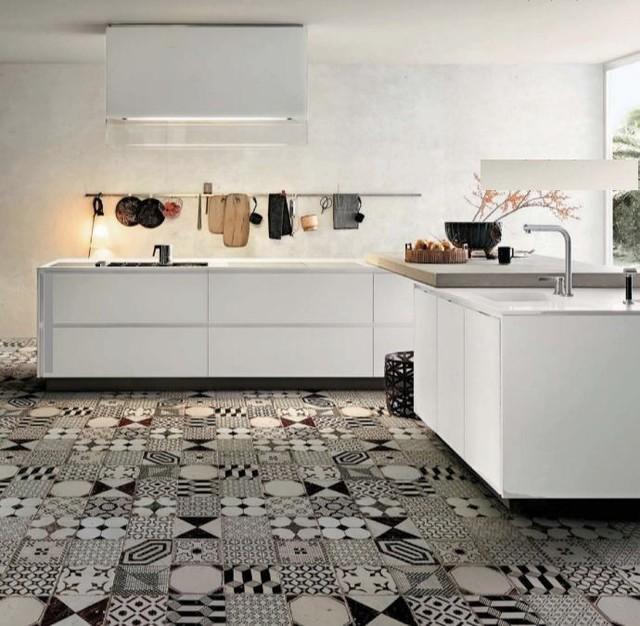 Modern Floor Tile   Houzz