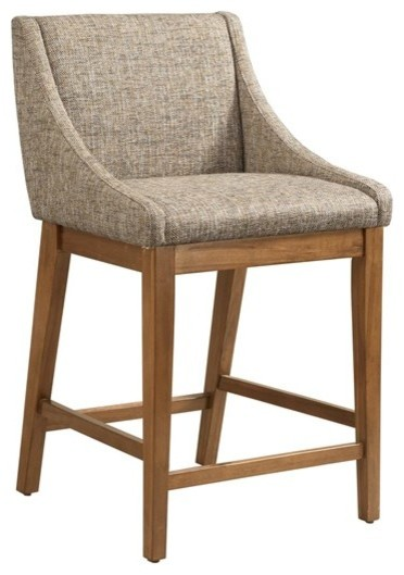 Dean Counter Stool, Tan Multi.