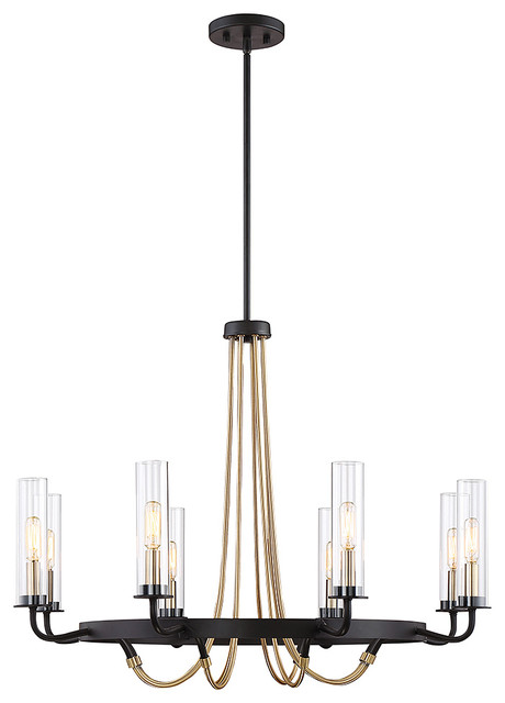 Unique Transitional Chandeliers by Savoy House
