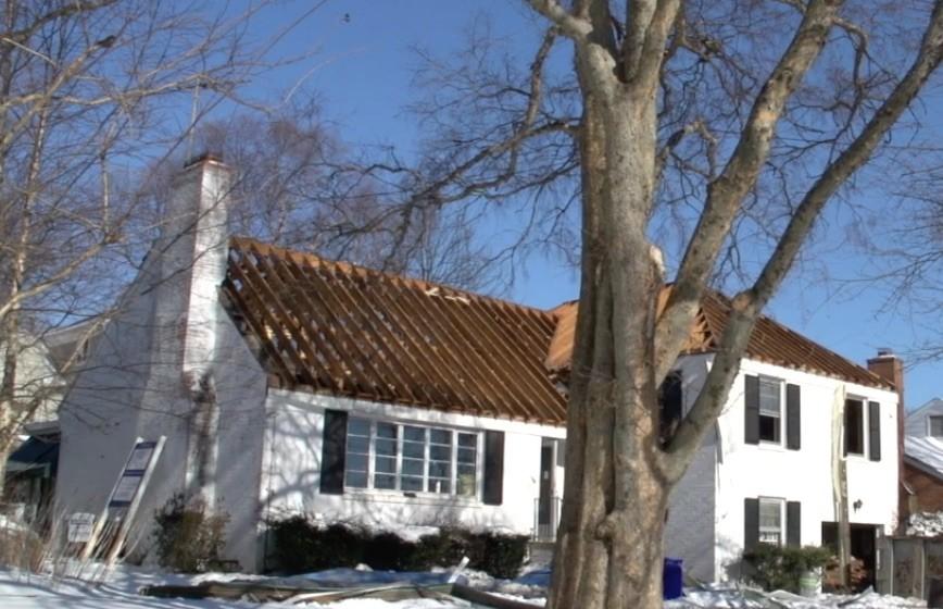 Bethesda, MD Transitional Contemporary Custom House