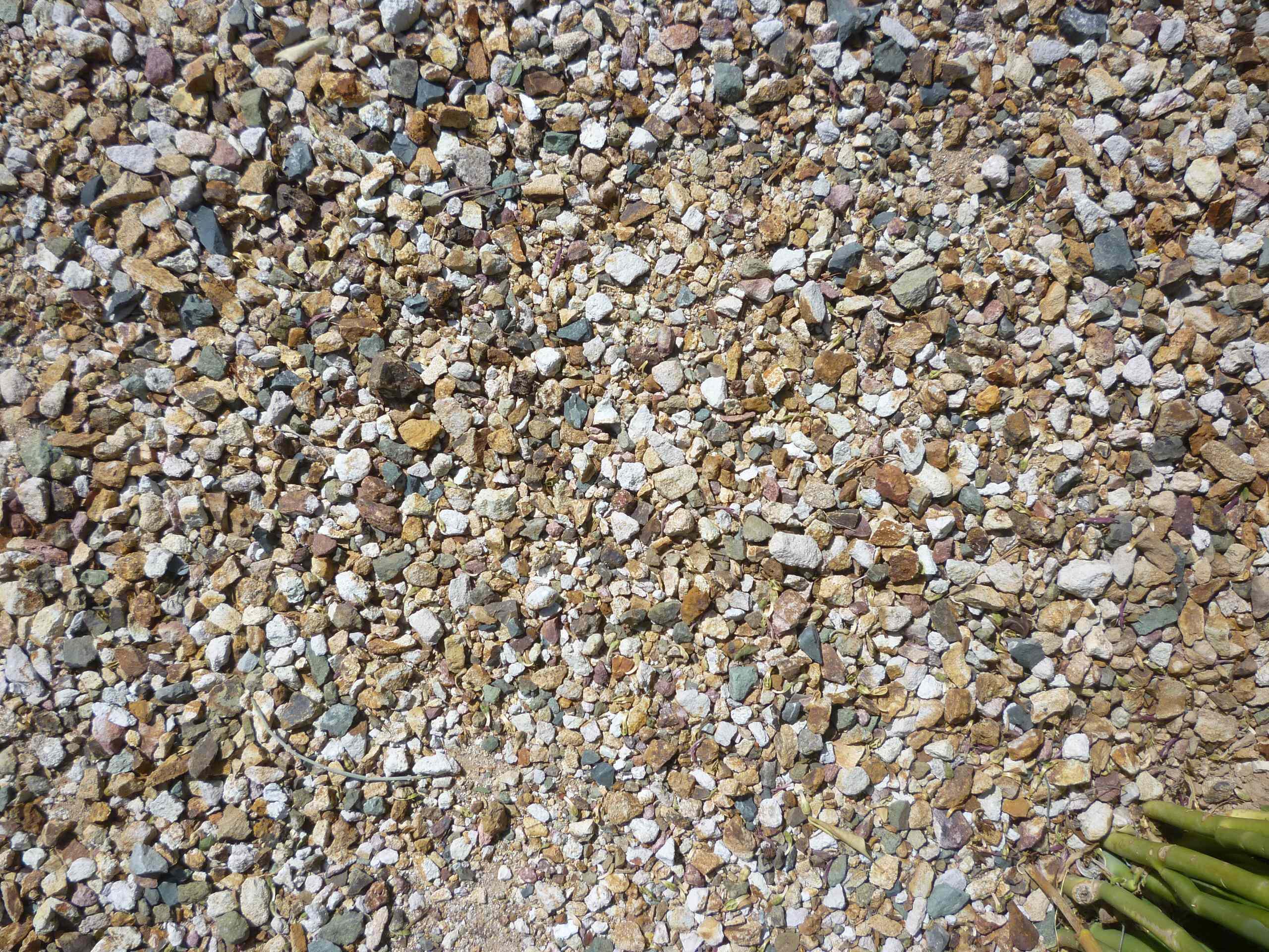 "1/2"" Minus Palomino Gold Decomposed Granite"