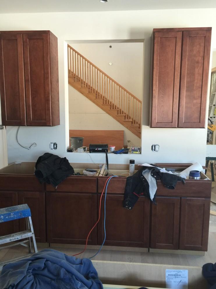 Bob & Kim's new home