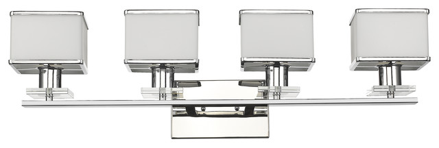 Trilluminate 4-Light Vanity Fixture