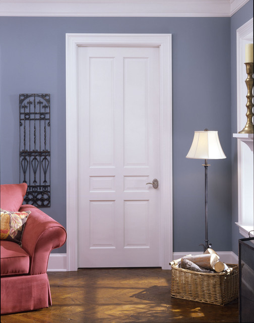 Colonial door traditional & Colonial door - Traditional - Denver - by TruStile Doors