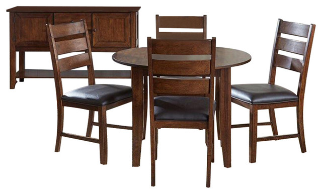 a america mason 6 piece oval dining room set mango transitional dining sets by beyond stores. Black Bedroom Furniture Sets. Home Design Ideas