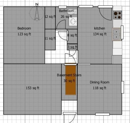 Making myself crazy with kitchen layout please help solutioingenieria Images