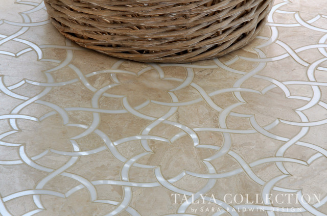 Isidore, Talya Collection by Sara Baldwin for Marble Systems
