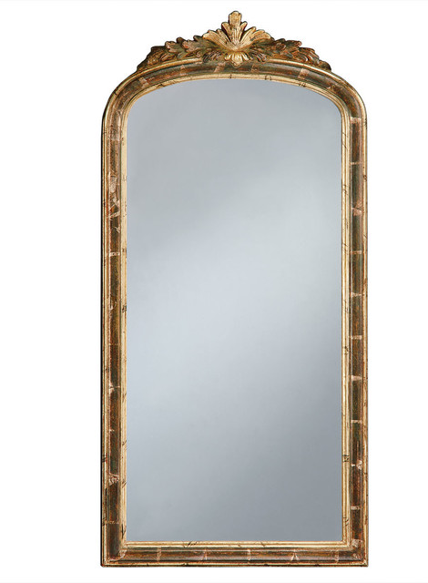 Baroque style mirror victorian wall mirrors by for Baroque style wall mirror