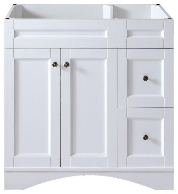 Virtu Elise 36 Cabinet Only, White by Avant Styles LLC