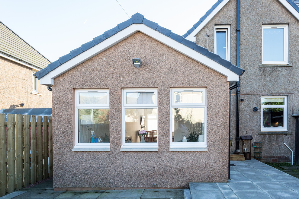 Milton of Campsie Garage conversion and Extension