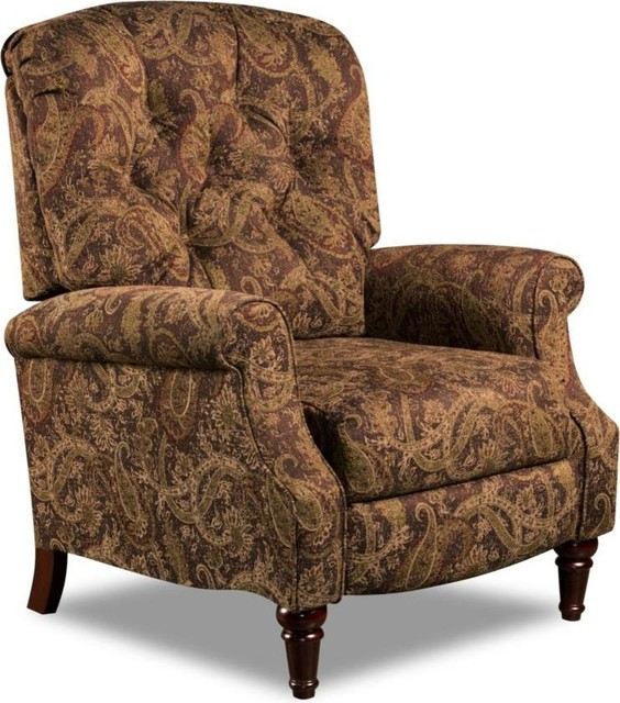Huntington Recliner Traditional Recliner Chairs By