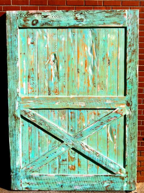 Barn Doors rustic-interior-doors - Barn Doors