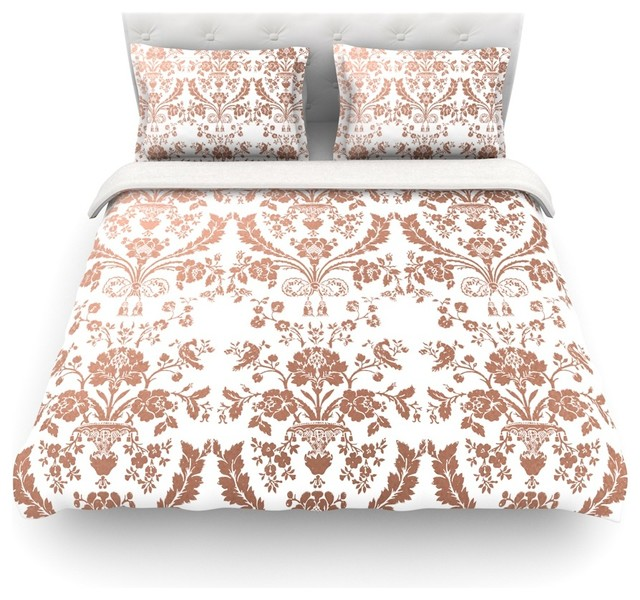 original baroque rose gold duvet cover queen contemporary covers black king nz and uk