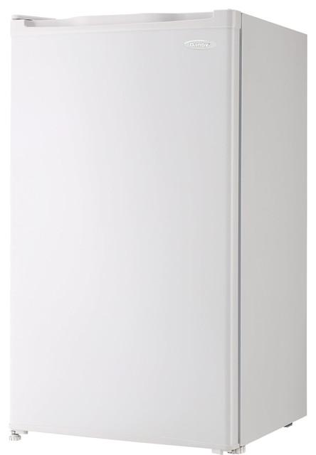 Compact Refrigerator, White