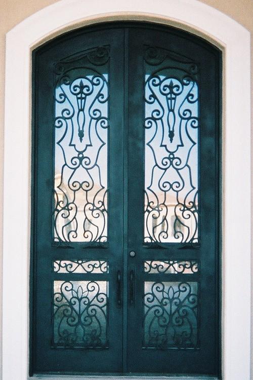 Shoenfield Residence Door.