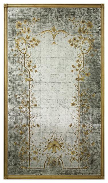 John Richard Whitehall Floor Mirror Jrm-0248.
