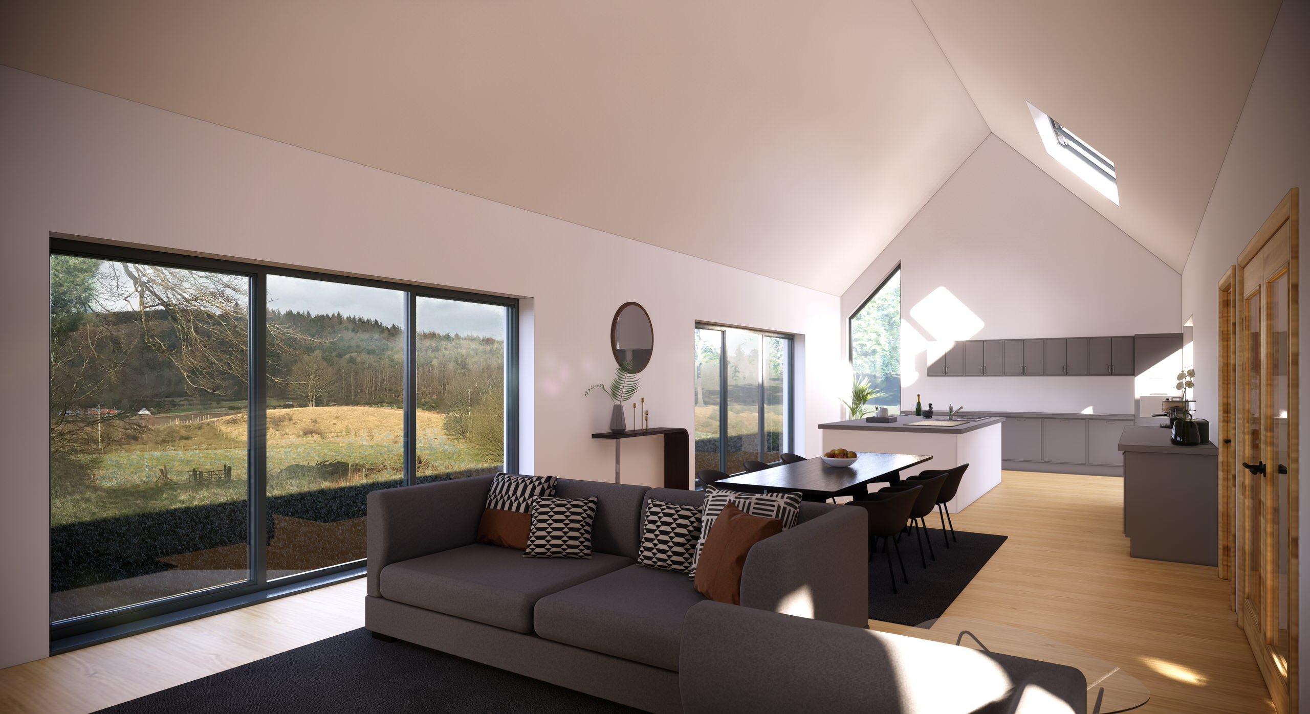 New Dwelling, Kinross