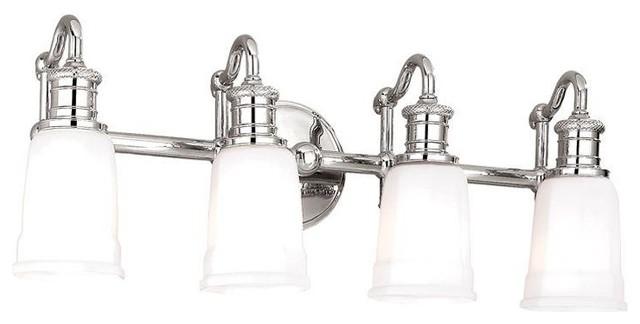 hudson valley 4-light bath bracket