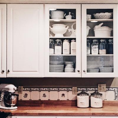 cabinet organization pantry farmhouse kitchen oakland ca