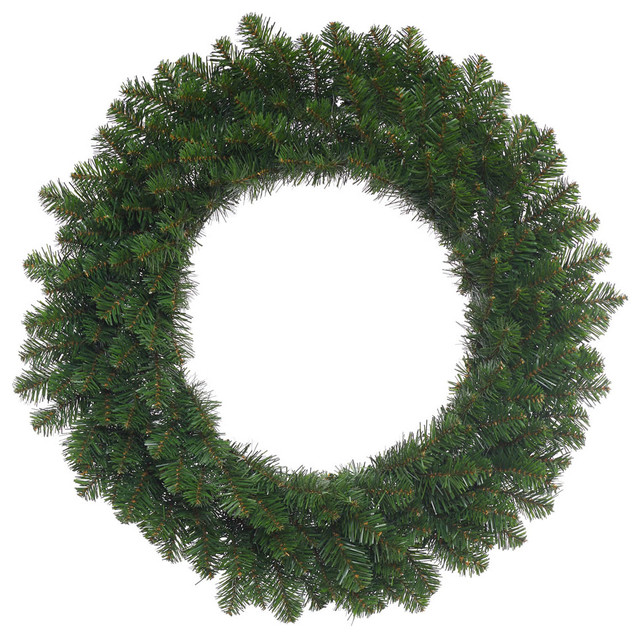 "Grand Teton Double Sided Wreath, 48"", Unlit."