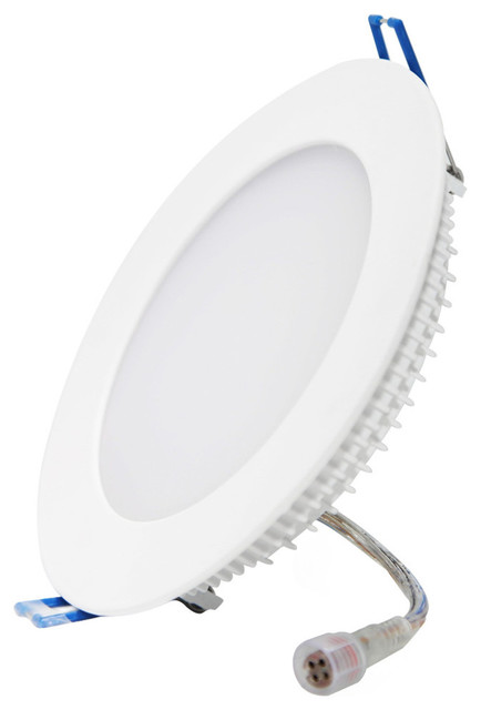 12V 10W 5 RGB LED Recessed Ceiling Light 3in1 Contemporary
