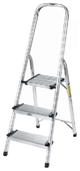 Ultra-Light Step Ladder 3-Step contemporary-ladders-and-step  sc 1 st  Houzz & Ultra-Light Step Ladder - Contemporary - Ladders And Step Stools ... islam-shia.org