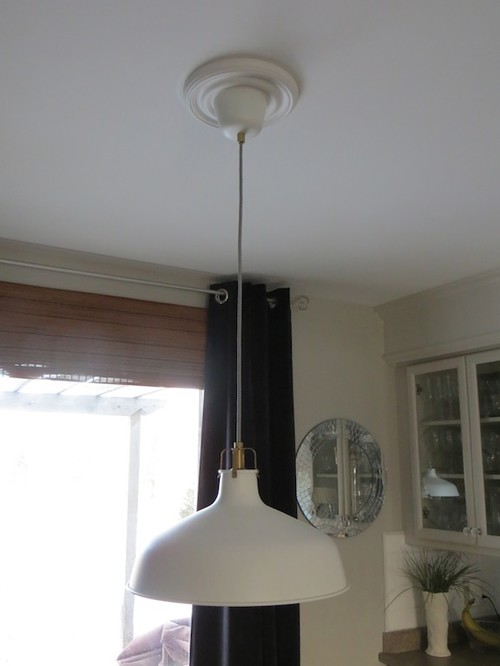 If You Ve Encountered The Ikea Ranarp Pendant Flaw Here S