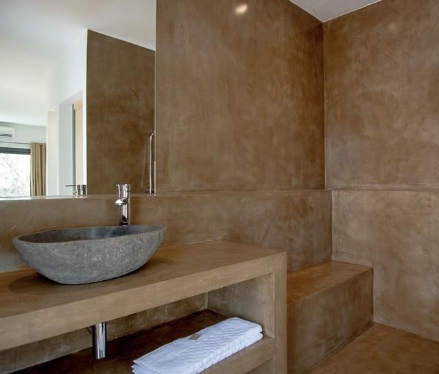 Mortex salle de bain - Badkamer recup ...