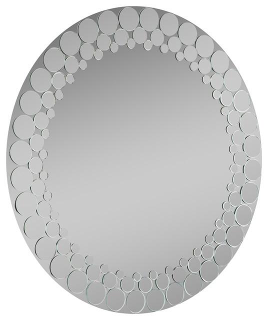 Circles Bathroom Mirror.