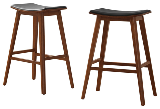 vanities for bedroom with lights brixton wooden counter stools set of 2 contemporary 20059