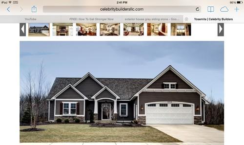 Certainteed monogram siding for Monogram homes floor plans