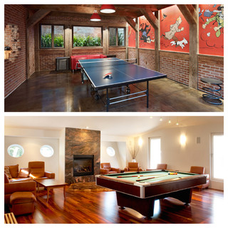 Poll Ping Pong Vs Pool Table