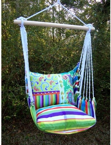 Will This Hammock Chair Fit In A Plow And Hearth Stand