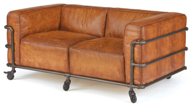 Bentley Sofa Industrial Sofas By Custom Furniture World