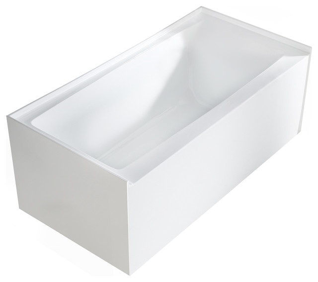 Plastic / Acrylic Bathtubs | Houzz