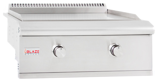Blaze Built-In Propane Gas Griddle.