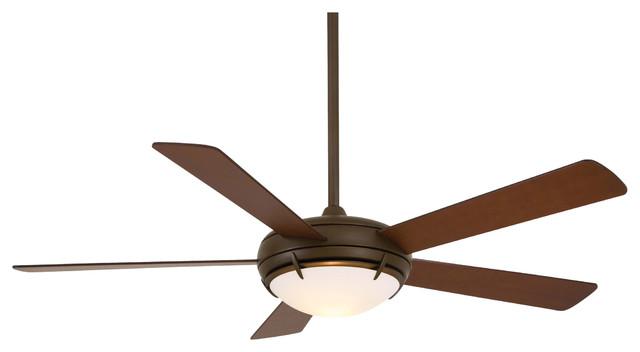 "Minka Aire F603orb Como Oil Rubbed Bronze 54"" Ceiling Fan."